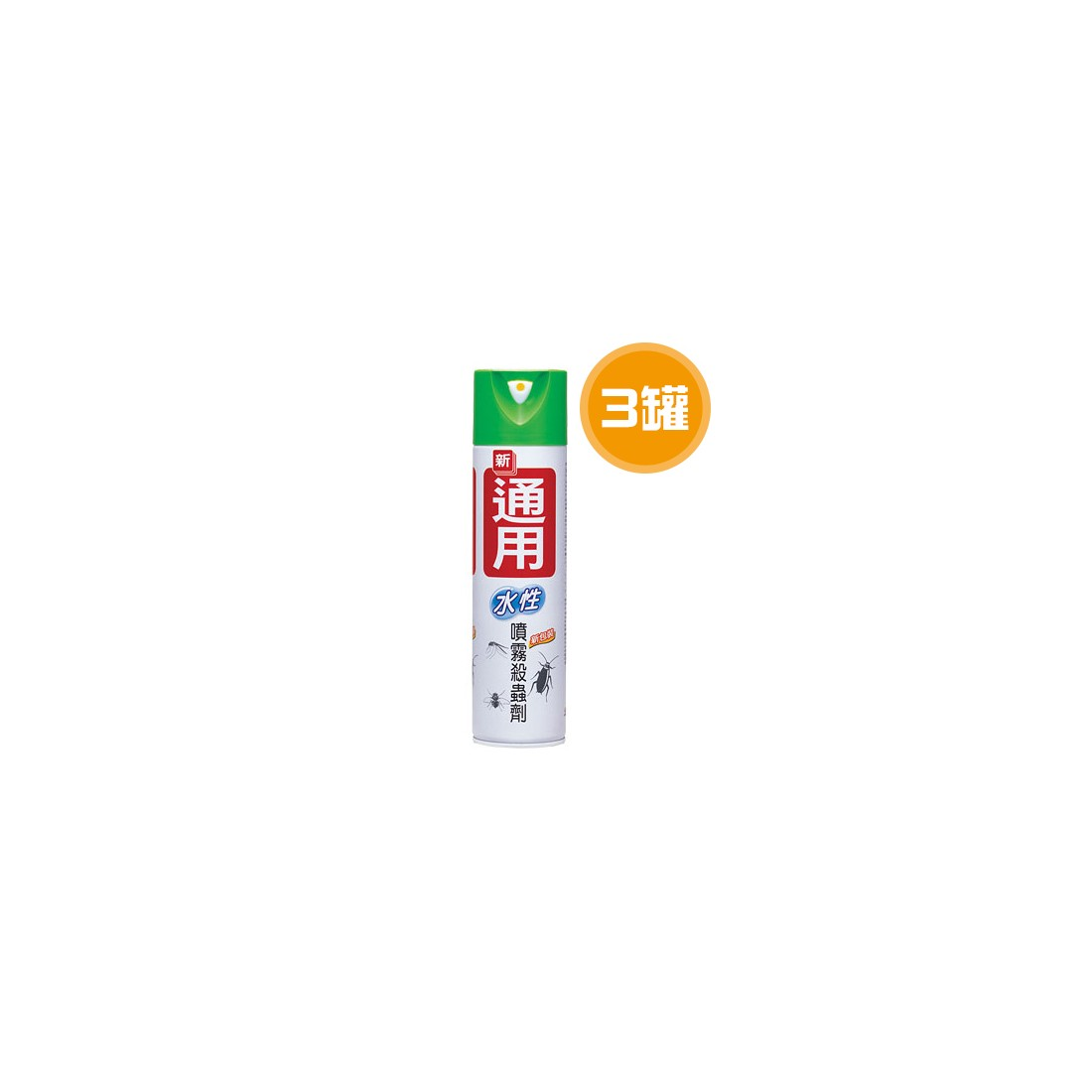 白博士 花色衣物漂白水 (2000g/瓶)