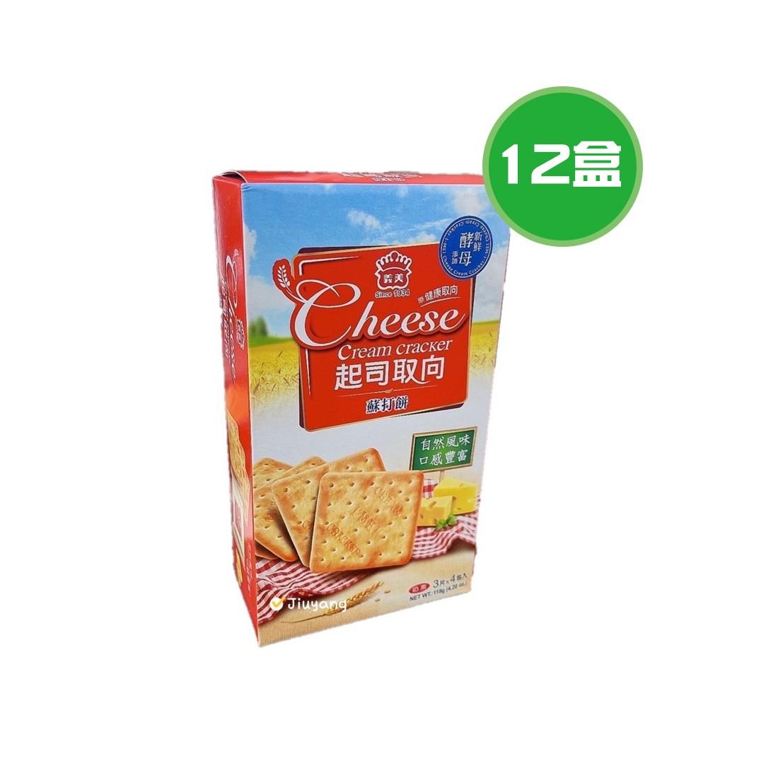 義美消化餅 (360g/盒)